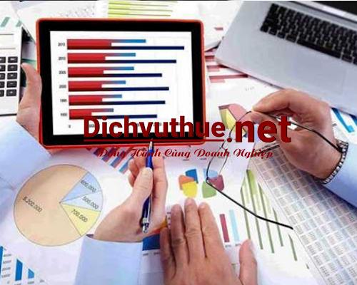 Lập báo cáo tài chính doanh nghiệp