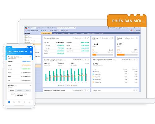 Phần mềm kế toán tốt nhất 2021