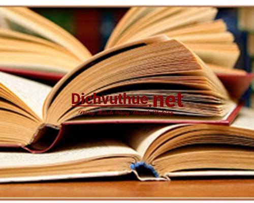 Văn bản về Thuế TNDN